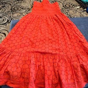 Strapless Victoria Secret dress